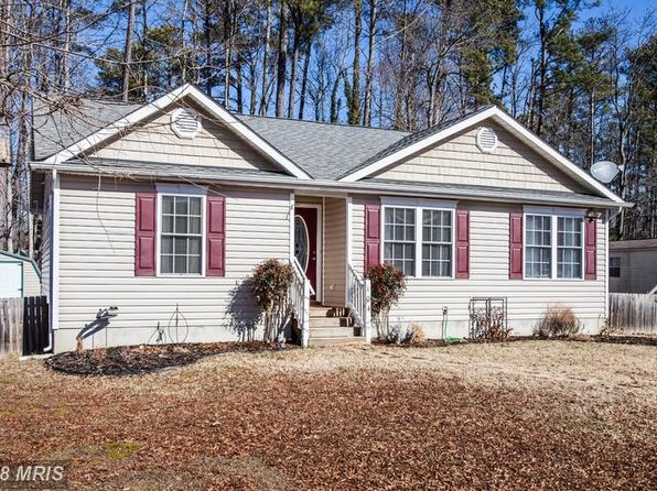 3 bed 2 bath Single Family at 104 Greenway Dr Colonial Beach, VA, 22443 is for sale at 176k - 1 of 30
