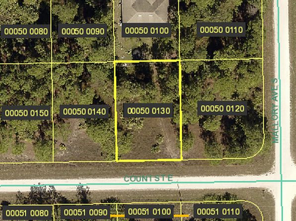null bed null bath Vacant Land at 1229 County St E Lehigh Acres, FL, 33974 is for sale at 4k - google static map