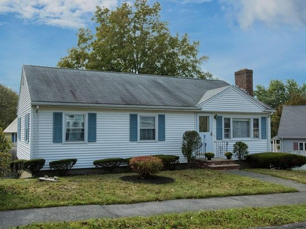 3 bed 1 bath Single Family at 7 Granite St Peabody, MA, 01960 is for sale at 338k - 1 of 36