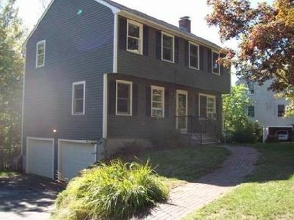 3 bed 3 bath Single Family at 7 EBEN ST MILFORD, MA, 01757 is for sale at 360k - google static map