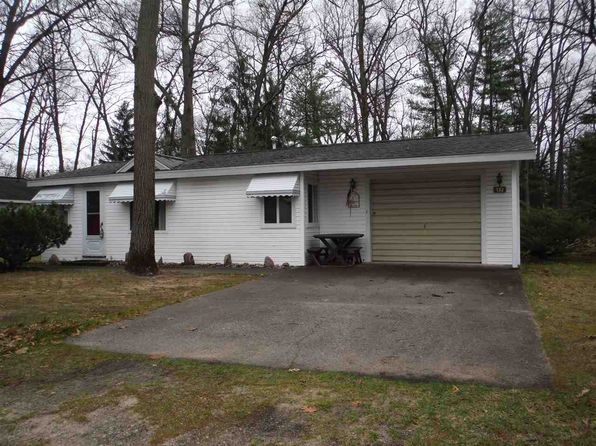 2 bed 1 bath Single Family at 132 Maple St Houghton Lake, MI, 48629 is for sale at 60k - 1 of 14