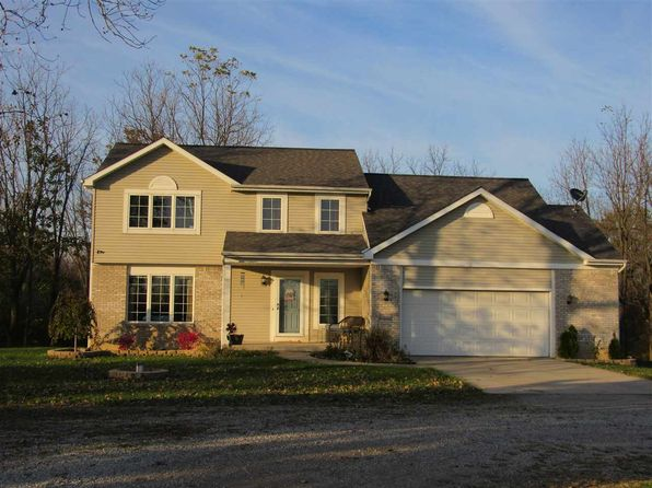 4 bed 3 bath Single Family at 3442 E 1100 N Roanoke, IN, 46783 is for sale at 290k - 1 of 35
