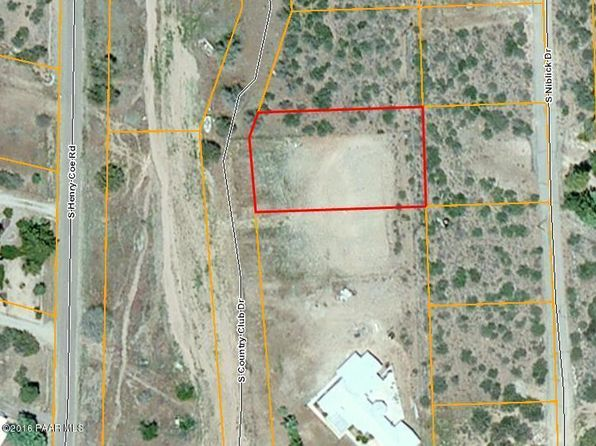 null bed null bath Vacant Land at 18241 S COUNTRY CLUB DR KIRKLAND, AZ, 86332 is for sale at 8k - google static map