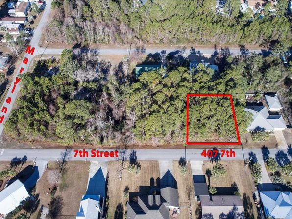 null bed null bath Vacant Land at 407 7th St Mexico Beach, FL, 32456 is for sale at 55k - 1 of 2