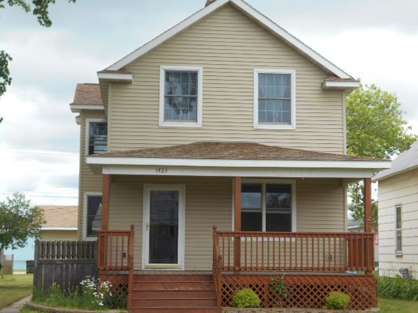 3 bed 2 bath Single Family at 1423 N 20th St Escanaba, MI, 49829 is for sale at 100k - 1 of 49