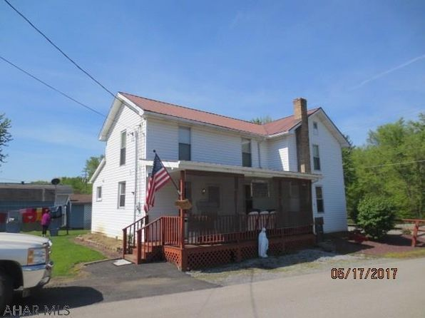 3 bed 2 bath Single Family at 1192 Water St Coalport, PA, 16627 is for sale at 39k - 1 of 11