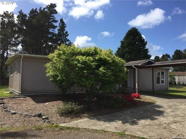 2 bed 2 bath Mobile / Manufactured at 1411 196th St Long Beach, WA, 98631 is for sale at 135k - 1 of 15