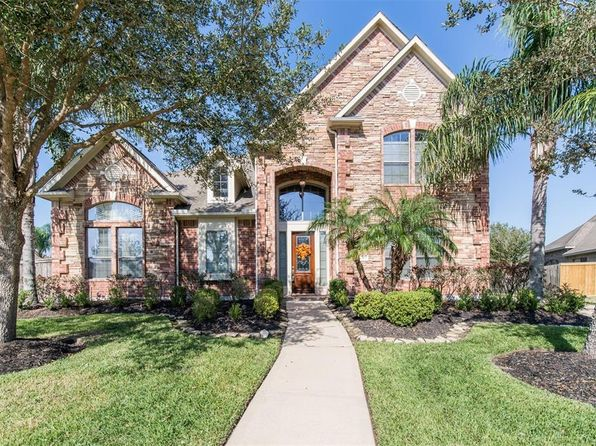 5 bed 4 bath Single Family at 12205 Rosemont Ln Pearland, TX, 77584 is for sale at 426k - 1 of 26