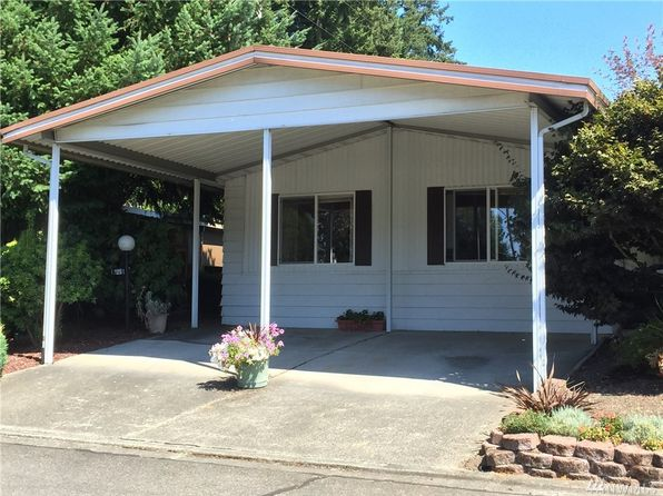 2 bed 2 bath Mobile / Manufactured at 201 Union Ave SE Renton, WA, 98059 is for sale at 40k - 1 of 15
