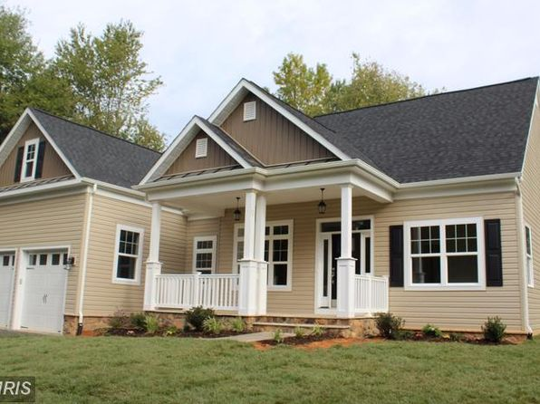 4 bed 3 bath Single Family at 109 HARRISON CIR LOCUST GROVE, VA, 22508 is for sale at 350k - 1 of 18