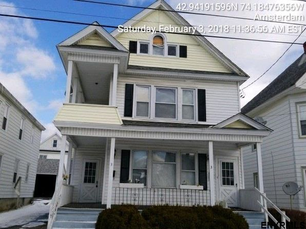 6 bed 2 bath Multi Family at 3 Grand St Amsterdam, NY, 12010 is for sale at 37k - 1 of 20