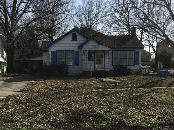 3 bed 2 bath Single Family at 2123 Oklahoma St Muskogee, OK, 74401 is for sale at 19k - google static map