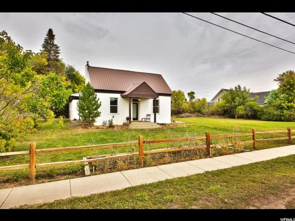 2 bed 1 bath Single Family at  105 East 100 North Midway, UT, 84049 is for sale at 398k - 1 of 22