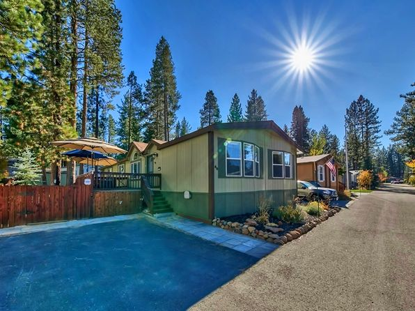 3 bed 2 bath Mobile / Manufactured at 10100 Pioneer Trl Truckee, CA, 96161 is for sale at 140k - 1 of 23