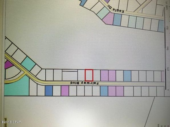 null bed null bath Vacant Land at 328 FAIRWAY BLVD PANAMA CITY BEACH, FL, 32407 is for sale at 87k - google static map
