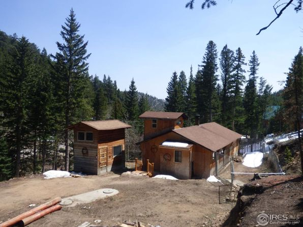 1 bed 1 bath Single Family at 15944 INDIANA GULCH JAMESTOWN, CO, 80455 is for sale at 149k - 1 of 17