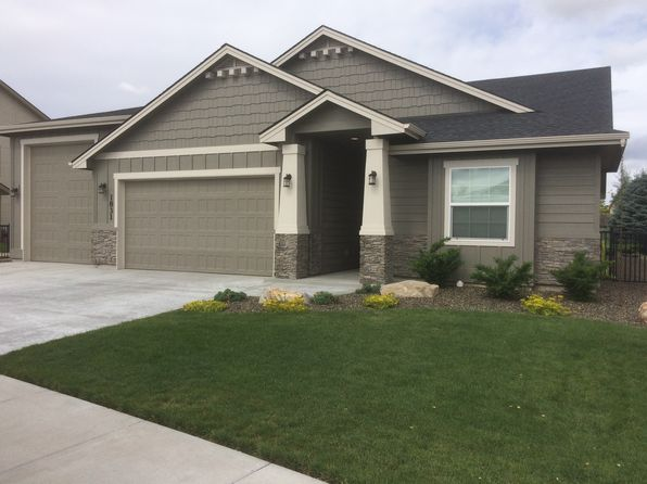 4 bed 3 bath Single Family at 1831 N AZURITE DR KUNA, ID, 83634 is for sale at 338k - 1 of 13