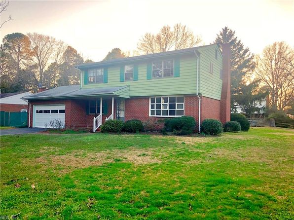 4 bed 3 bath Single Family at 3528 Spence Rd Portsmouth, VA, 23703 is for sale at 214k - 1 of 25