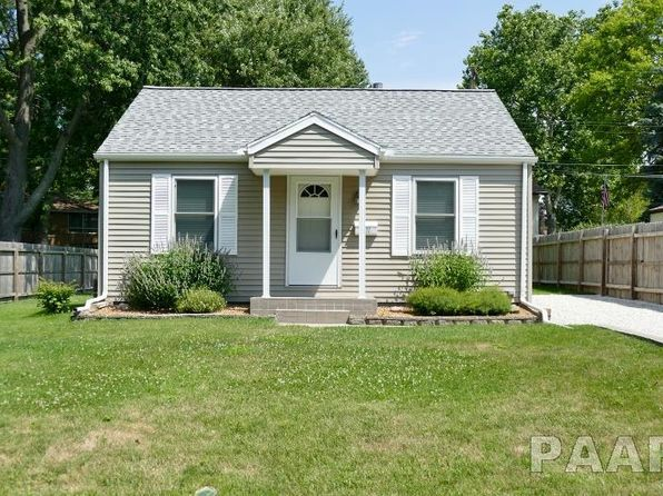 2 bed 1 bath Single Family at 407 W Birchwood Ave Peoria, IL, 61614 is for sale at 92k - 1 of 35