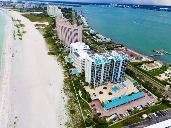 2 bed 2 bath Condo at 1390 Gulf Blvd Clearwater Beach, FL, 33767 is for sale at 399k - 1 of 25