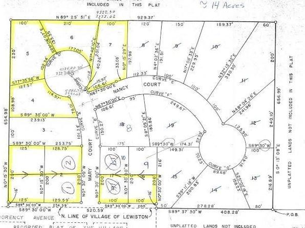null bed null bath Vacant Land at  Mary Ct Lewiston, MI, 49756 is for sale at 25k - 1 of 2