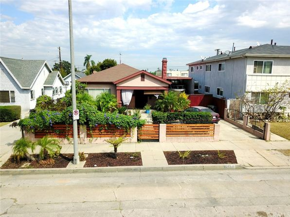 3 bed 2 bath Single Family at 1543 W 85th St Los Angeles, CA, 90047 is for sale at 450k - 1 of 22