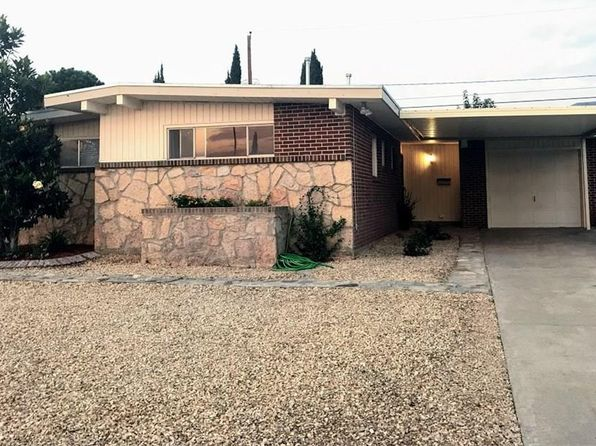 3 bed 2 bath Single Family at 10053 Kirwood St El Paso, TX, 79924 is for sale at 122k - 1 of 24