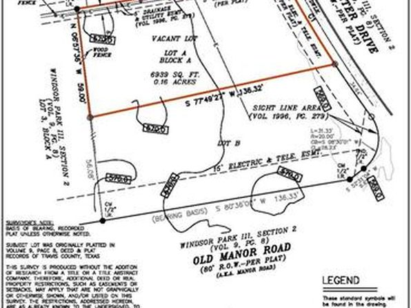 null bed null bath Vacant Land at 5302 Westminster Dr Austin, TX, 78723 is for sale at 195k - 1 of 5