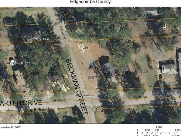 null bed null bath Vacant Land at 1700 CHARTER DR ROCKY MOUNT, NC, 27801 is for sale at 8k - 1 of 3