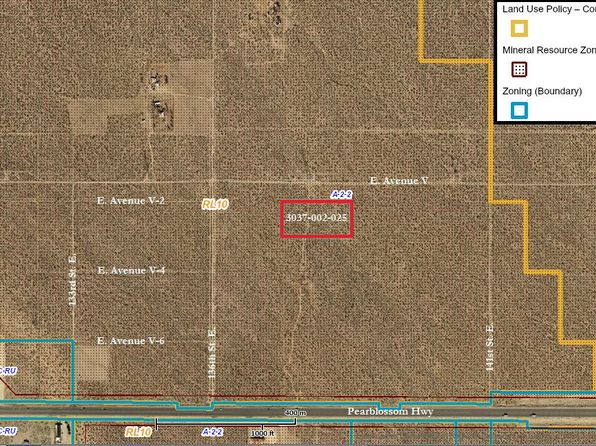 null bed null bath Vacant Land at 137 St E & Ave Pearblossom, CA, 93553 is for sale at 25k - 1 of 5