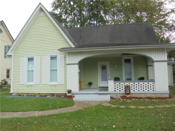 3 bed 2 bath Single Family at 23 W College St North Vernon, IN, 47265 is for sale at 87k - 1 of 27