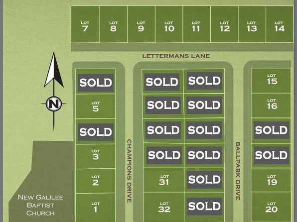 null bed null bath Vacant Land at  Tbd Ballpark Dr Hallsville, TX, 75650 is for sale at 43k - 1 of 7