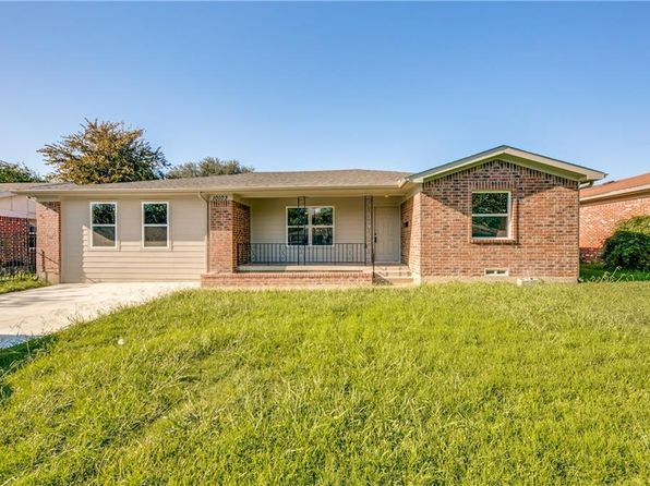 4 bed 2 bath Single Family at 10103 Muskogee Dr Dallas, TX, 75217 is for sale at 160k - 1 of 25