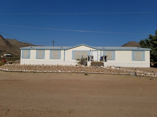 4 bed 2 bath Mobile / Manufactured at 4650 N Smoketree Rd Golden Valley, AZ, 86413 is for sale at 125k - 1 of 7