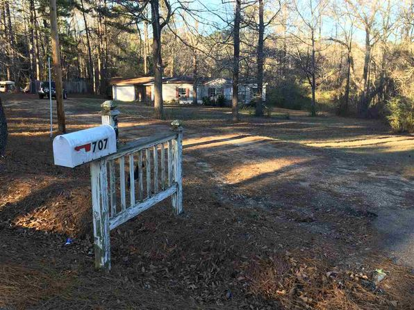 4 bed 2 bath Mobile / Manufactured at 707 S Old 49 S Florence, MS, 39073 is for sale at 40k - google static map