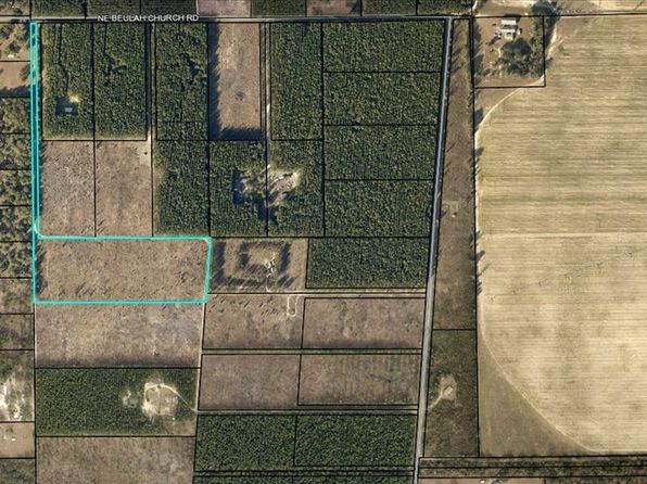 null bed null bath Vacant Land at NE Beulah Church Rd Madison, FL, 32340 is for sale at 25k - google static map