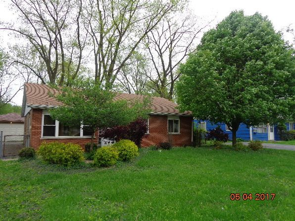 3 bed 1 bath Single Family at 15337 Troy Ave Markham, IL, 60428 is for sale at 40k - google static map