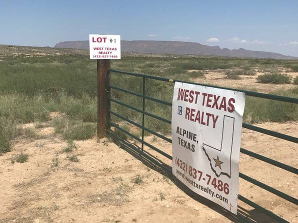 null bed null bath Vacant Land at 16253 Hwy 118 South 10 Terlingua Texas, TX, 79852 is for sale at 14k - 1 of 5