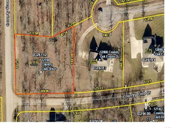 null bed null bath Vacant Land at 12190 Country Club Dr Rolla, MO, 65401 is for sale at 16k - 1 of 2