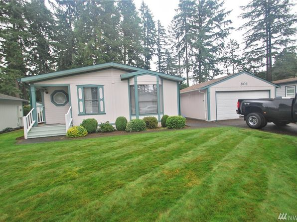 3 bed 2 bath Mobile / Manufactured at 506 181st Street Ct E Spanaway, WA, 98387 is for sale at 85k - 1 of 25