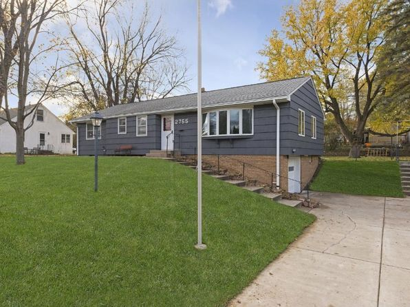 3 bed 2 bath Single Family at 2755 Fernwood St Roseville, MN, 55113 is for sale at 225k - 1 of 19