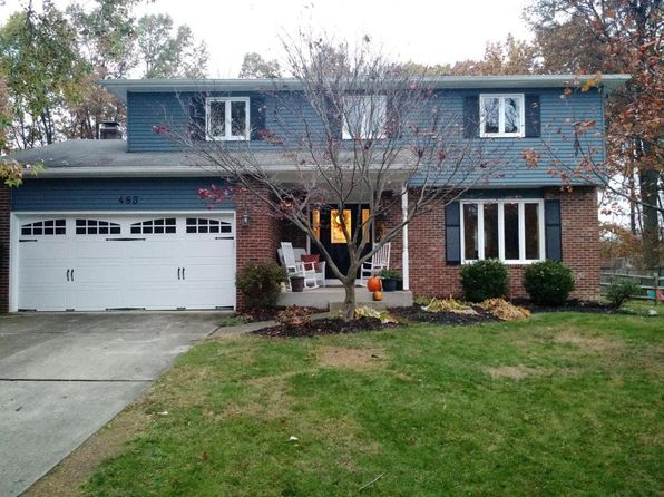 4 bed 2.5 bath Single Family at 483 Michael Ave Westerville, OH, 43081 is for sale at 260k - 1 of 23