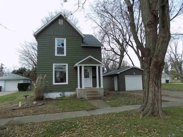 2 bed 1 bath Single Family at 319 Massachusetts Ave Elkhart, IN, 46514 is for sale at 105k - 1 of 19