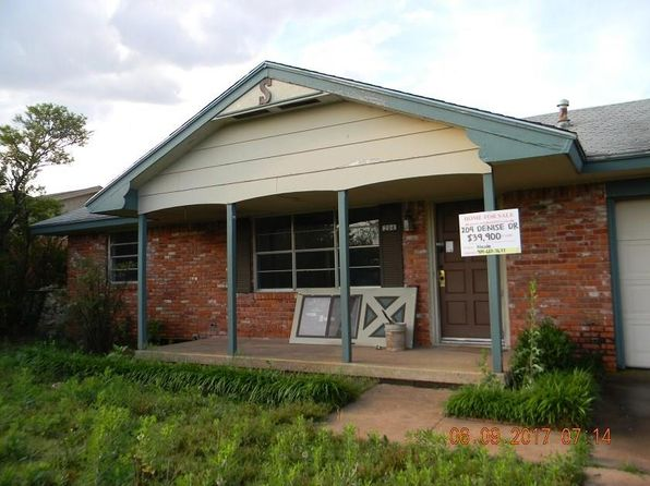 2 bed 1 bath Single Family at 204 Denise Foss, OK, 73647 is for sale at 20k - 1 of 14