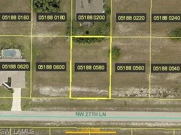 null bed null bath Vacant Land at 4317 NW 27TH LN CAPE CORAL, FL, 33993 is for sale at 20k - google static map