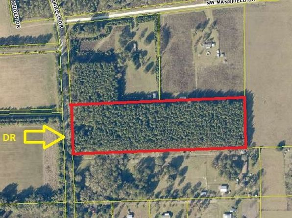null bed null bath Vacant Land at NW Morrell Dr White Springs, FL, 32096 is for sale at 100k - google static map