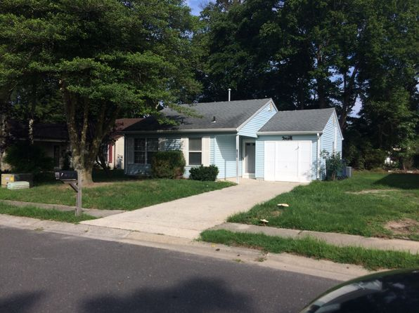 2 bed 1 bath Single Family at 264 Valley Forge Dr Little Egg Harbor Twp, NJ, 08087 is for sale at 116k - 1 of 13