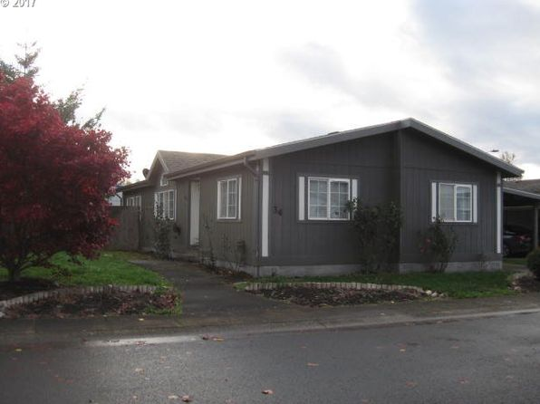 3 bed 2 bath Mobile / Manufactured at 10698 Cone St NE St Donald, OR, 97020 is for sale at 60k - 1 of 20