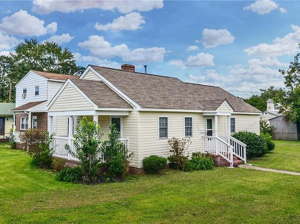 2 bed 1 bath Single Family at 334 Chesterfield Rd Hampton, VA, 23661 is for sale at 80k - 1 of 16