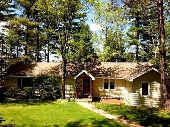 4 bed 2 bath Single Family at 8723ON Bakely Cr W Minocqua, WI, 54548 is for sale at 324k - 1 of 20